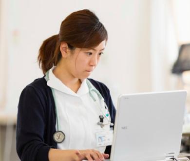 看護部の特徴イメージ